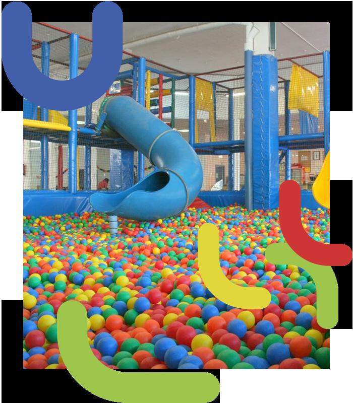 parque bolas GRANDE